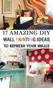 diy bedroom paint ideas amazing wall painting ideas to refresh your walls  diy interior painting ideas .