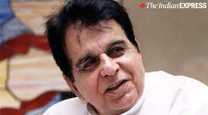 Dilip Kumar was admitted to hospital ...