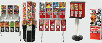 Candy Vending Machine Gorgeous Candy Vending Machines Welcome To The Fun World Of Bulk ReBlog