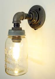 jam jar wall lights luke e2lighting co uk vintage bathroom