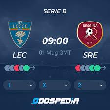 Lecce v Reggina Calcio Risultati in Diretta e Streaming + Quote