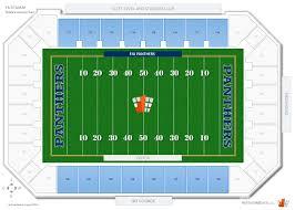 Fiu Stadium Seating Chart Riccardo Silva Stadium Sideline Football Seating