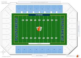 Fiu Football Stadium Seating Chart Riccardo Silva Stadium Sideline Football Seating