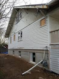 exterior foundation