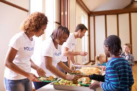 soup kitchen volunteer edison nj