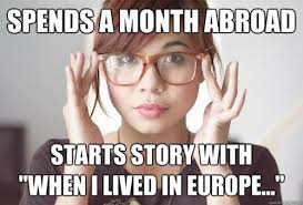 The 50 Best Study Abroad Memes I've Ever Seen via Relatably.com