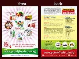 Pamphlet Designs For Stationery Shop Elegant Playful Environment Brochure Design For A Company