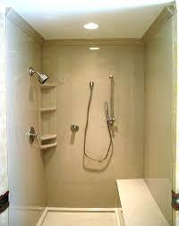 corian shower wall panels shower wall panels enormous walls bathroom home design ideas