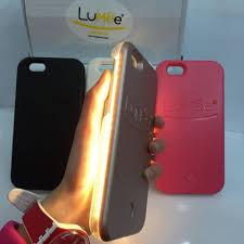 Lumee Light Case Iphone 7 2016 Luxury Lumee Luminated Led Case Selfie Pc Plastic Hard