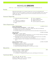 Cover Letter Sample Resume Layouts Sample Resume Format For Job