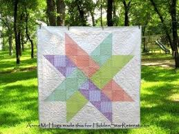 442 best Baby Quilts images on Pinterest | Baby quilts, Quilting ... & Yvonne named hers Twisted Star. Here is the Hidden Star Quilt tutorial that  was her starting point. Adamdwight.com
