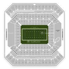 Raymond James Stadium Seating Chart Seatgeek