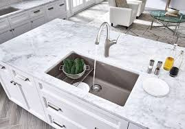 blanco silgranit undermount sink horizon composite