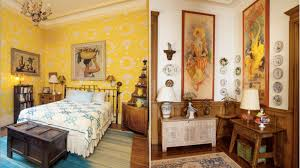 Peace Sign Wallpaper For Bedroom First Look Inside Lauren Bacalls Dakota Apartment Of 53 Years