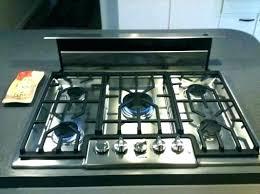 jenn air 30 gas cooktop air gas downdraft gas best downdraft gas kitchen the best inch