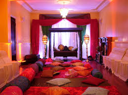 Brilliant Moroccan Decor Living Room Has Some Colorful Fabric Moroccan Living Room Ideas Pinterest