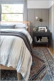 styling modern farmhouse bedding