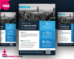 Real Estate Multipurpose Flyer FreedownloadPSD Awesome Apartment Brochure Design