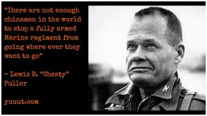 Chesty Puller Quotes Delectable Chesty Puller Quotes Friendsforphelps