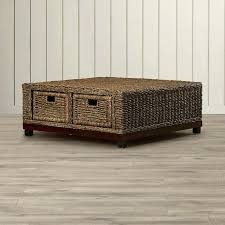 woven coffee table woven coffee table round woven coffee table with glass top