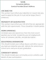 List Of Good Job Skills To Put On A Resume For Skill Examples