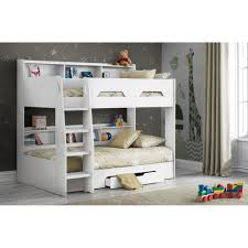 white kids teens bunk bed home beds bedroom furniture uk ni ireland belfast