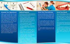 30 Best Dental Brochure Designs Images On Pinterest | Brochure ...