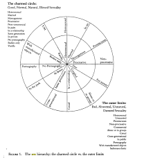 "featured fem gayle rubin at the university of michigan what the  gayle rubin talks about this in her now classic theoretical essay thinking sex in fact she has a whole graph designed that shows what is deemed ""good"""