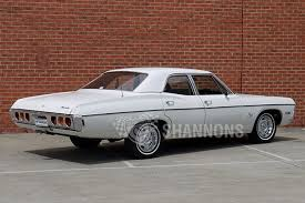 Sold: Chevrolet Impala 4 door Sedan (RHD) Auctions - Lot 35 - Shannons