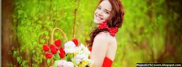 beautiful flowers cover photos for facebook timeline for girls. Unique Timeline Beautiful Girl Fb Cover Photo In Beautiful Flowers Cover Photos For Facebook Timeline Girls A