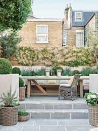 patio and decking ideas for gardens