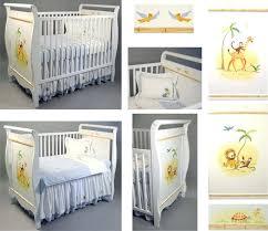 safari baby bedding sets on safari crib bedding set forest animal baby bedding sets
