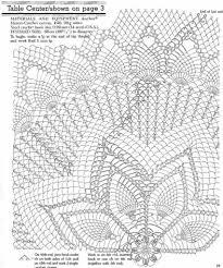 Crochet Graph Doily Patterns Crochet Book Doily Patterns