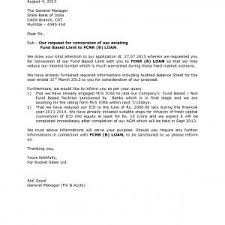 Personal Loan Application Letter To Company Archives