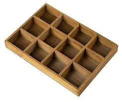 storage boxes for small items wooden drawer organizer desk divided box display tray miniature plant jewelry storage boxes for small