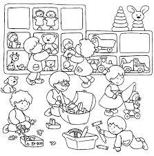 Sequenze Di Azioni Quotidiane Coloring Page Idee Per Aula