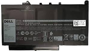 Dell Latitude E7270, E7470 42WHr <b>3</b>-<b>Cell Primary Battery</b>: Amazon ...