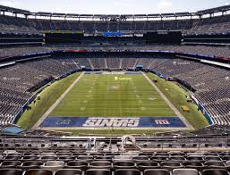 Metlife Stadium Football Seating Chart Metlife Stadium Section 201 Seat Views Seatgeek