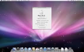 Leopard Wikipedia Mac - X Os
