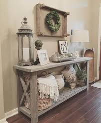 37 Best Entry Table Ideas (Decorations And Designs) For 2017 Inside Entryway  Table Decor