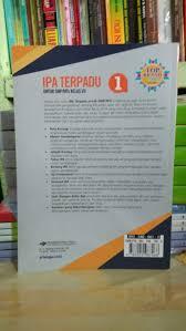 Untuk siswa kelas 7, 8, dan 9 smp. Ipa Terpadu 1 Untuk Smp Mts Kelas Vii K13n Erlangga Elevenia