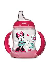 <b>Disney Baby</b> Mickey Mouse and <b>Minnie Mouse Learner Cups</b>   NUK ...