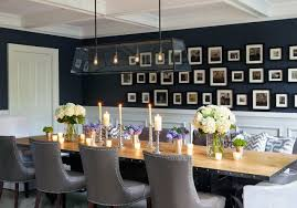 Amazing Gallery Wall Dining Room