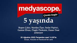 Medyascope 5 yaşında - YouTube