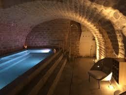 Basement pool Picture of Hotel Square Louvois Paris TripAdvisor
