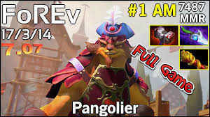 forev imt pangolier dota 2 full game youtube