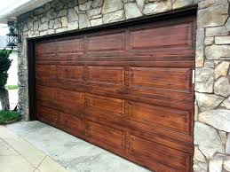 faux wood garage doors cost. Delighful Garage Fancy Design Faux Wood Garage Door And Interior Excellent Ideas   Inside Faux Wood Garage Doors Cost