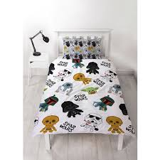 disney star wars mini bedding set half