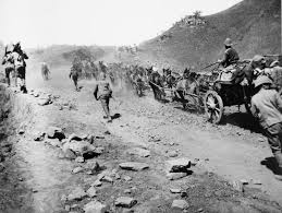 The origins of the boer war lay in britain's desire to unite the british south african territories of cape colony and natal with the boer republics of the orange free state and the south african republic. Second Anglo Boer War 1899 1902 South African History Online
