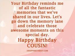 Cousin Birthday Quotes Amazing Quotes Cousin 48th Birthday Quotes